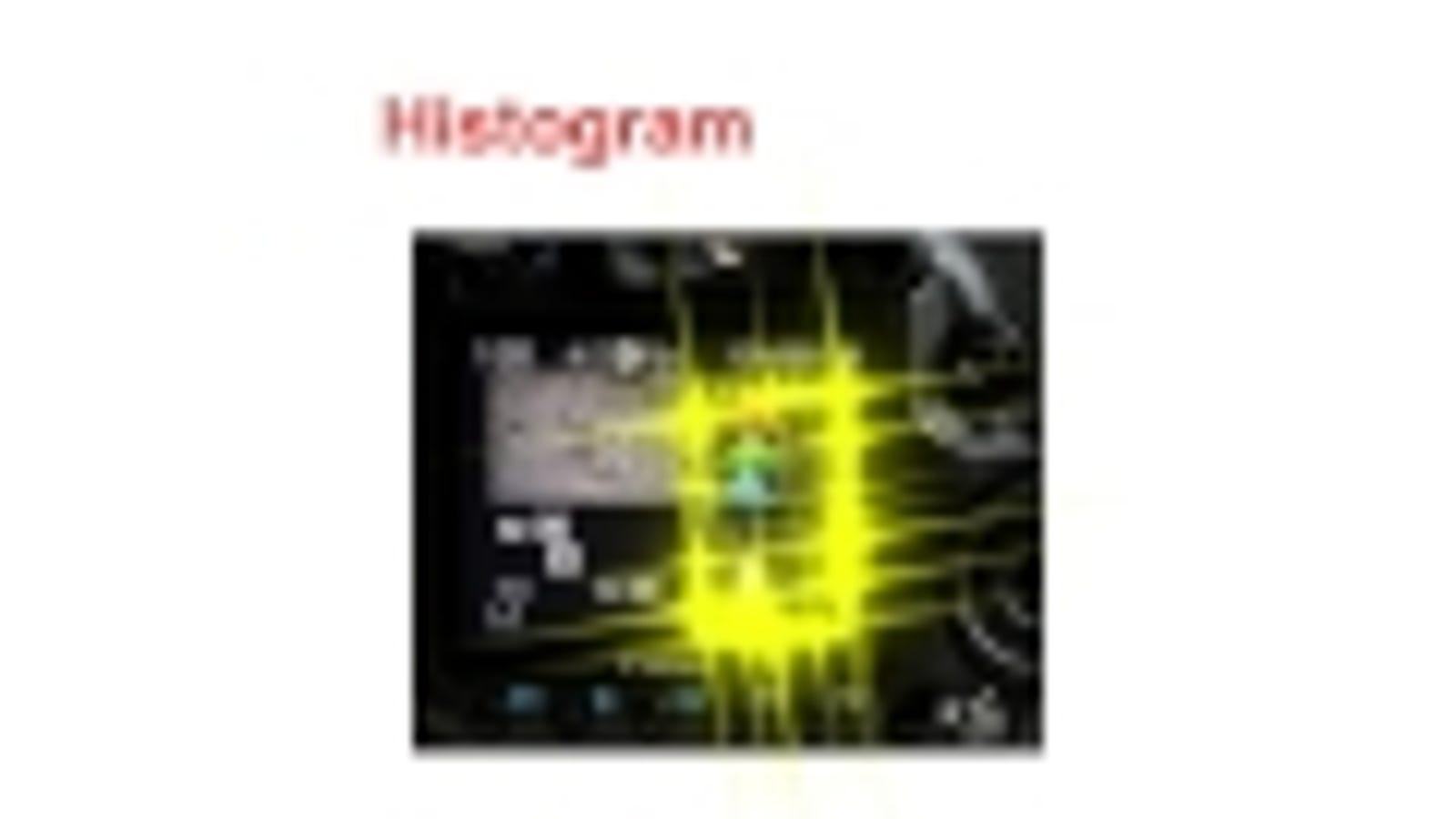 What the Histogram on Your Camera Actually Tells You