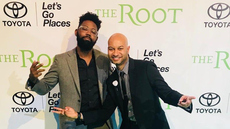 Very Smart Brothas' Damon Young and Panama Jackson