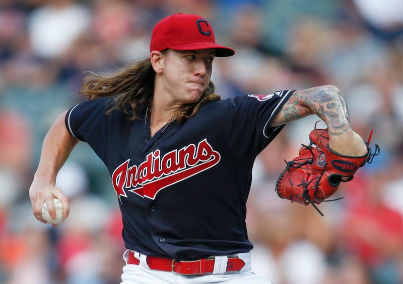 Illustration for article titled Mike Clevinger Doesn't Need A Haircut