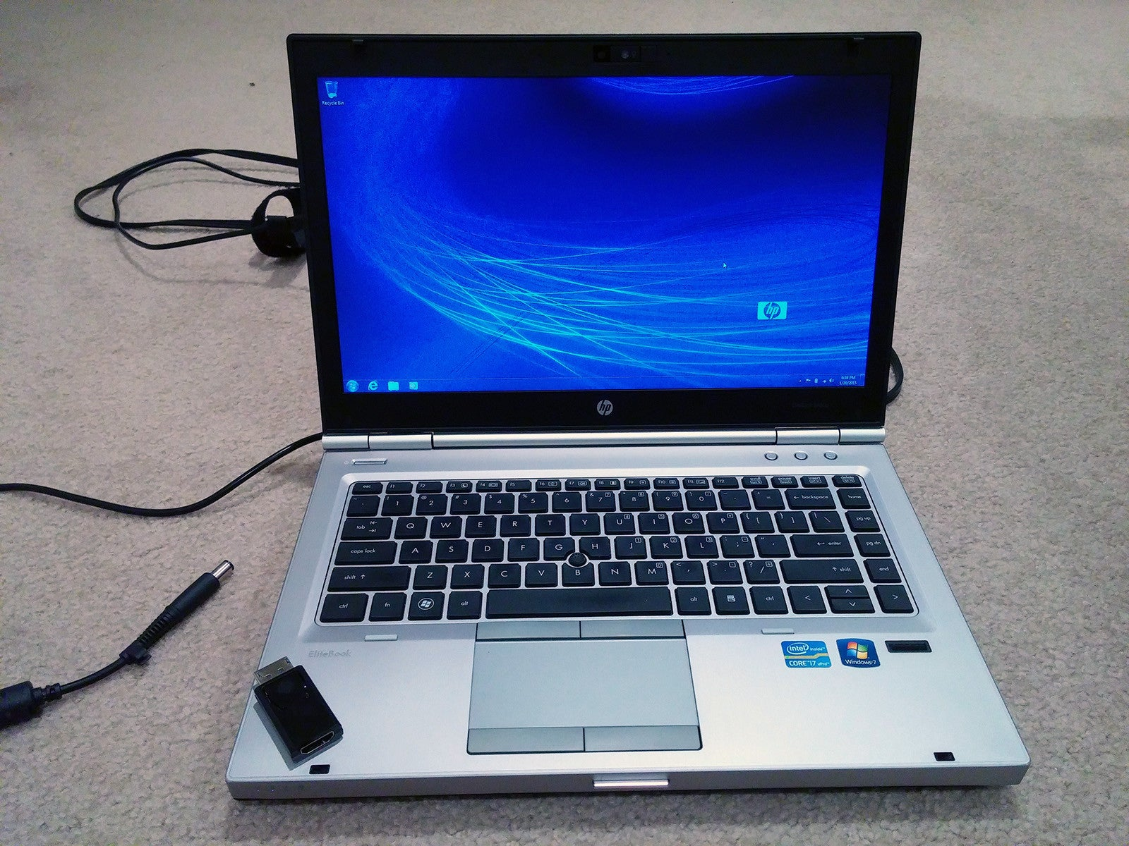 elitebook 8440p drivers base system device