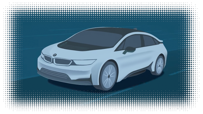 Illustration for article titled BMW May Have Leaked The i5 Before The Frankfurt Motor Show