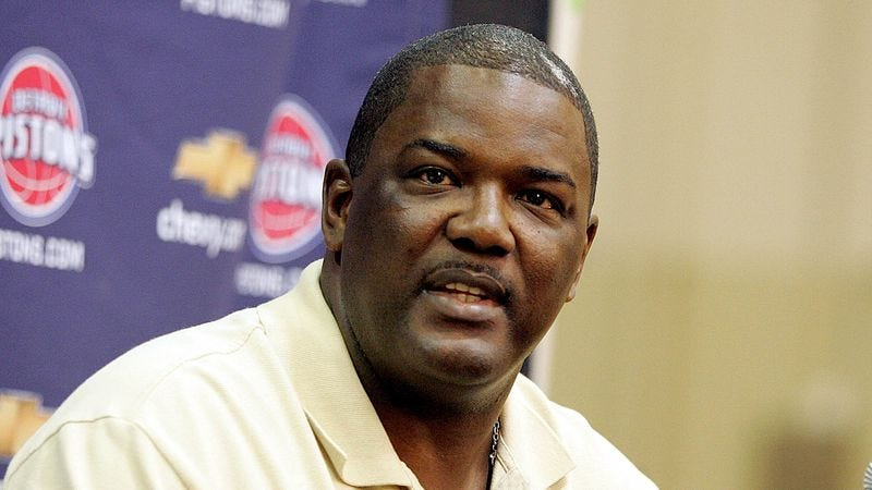 Illustration for article titled Joe Dumars Resigns To Spend More Time Rebuilding Family