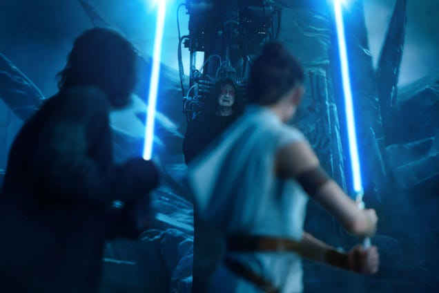 Let s Talk About Death, Baby...in Star Wars: The Rise of Skywalker