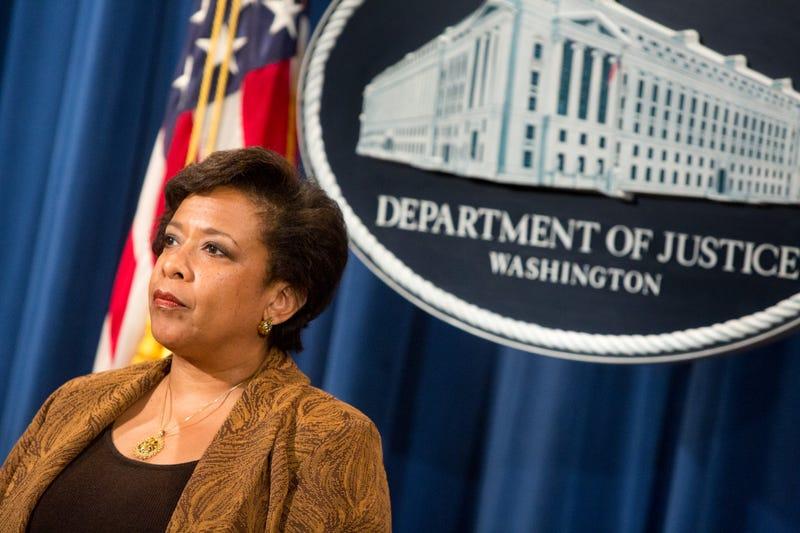U.S. Attorney General Loretta LynchAllison Shelley/Getty Images