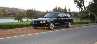 Illustration for article titled The First BMW E34 M5 Wagon Is Still For Sale: What's Wrong With Us?