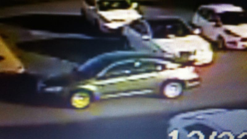 Illustration for article titled Help ID This Car And Find The Men Who Killed A Mississippi Cop