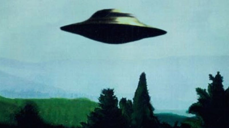Illustration for article titled I Want To Believe In X-Files Creator Chris Carter's New Area 51 Series