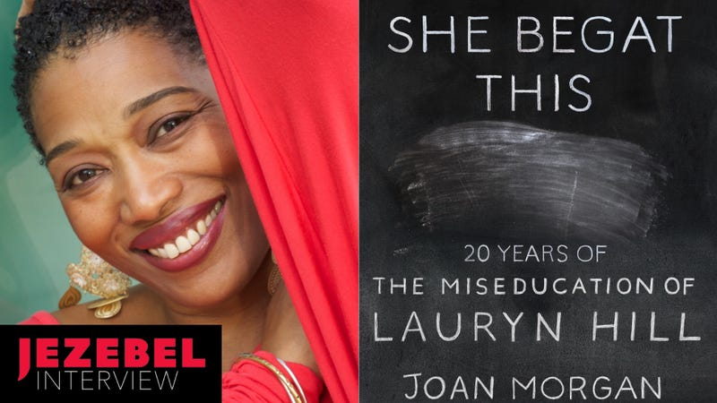 Illustration for article titled Joan Morgan on Her New Book and 20 Years of Lauryn Hill'sMiseducation