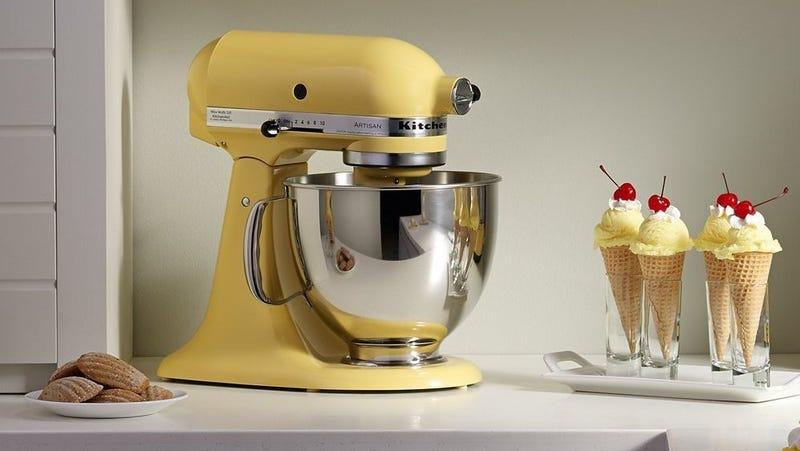 KitchenAid Artisan Series Stand Mixer   $210   Walmart