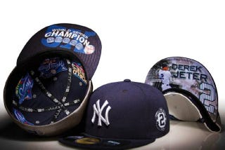 Illustration for article titled Yankees Mourn The Passing Of Derek Jeter