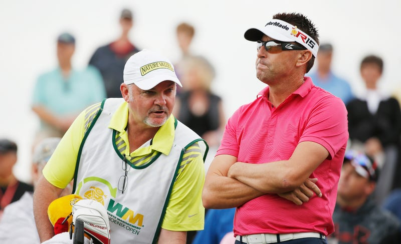 Illustration for article titled Robert Allenby Fired His Caddie Midway Through His Round