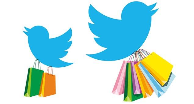 Twitter nos permite comprar en su misma aplicación