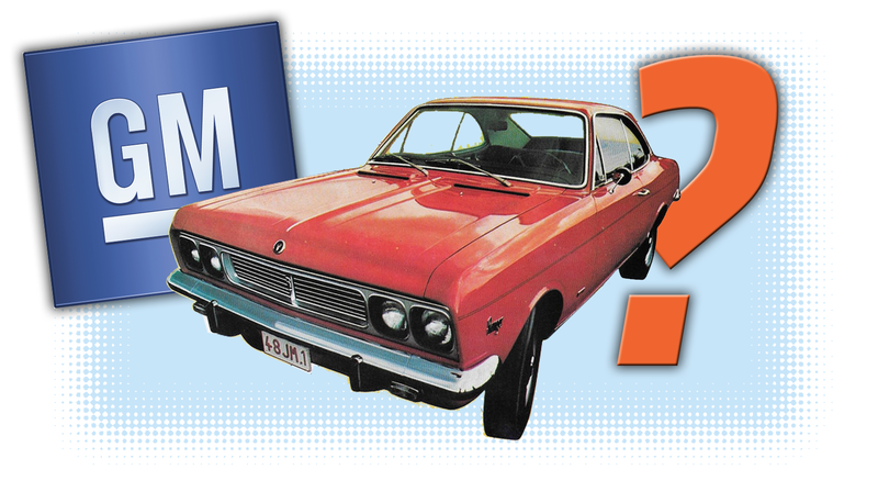 Illustration for article titled This Has to Be GM's Strangest and Least-Known Brand