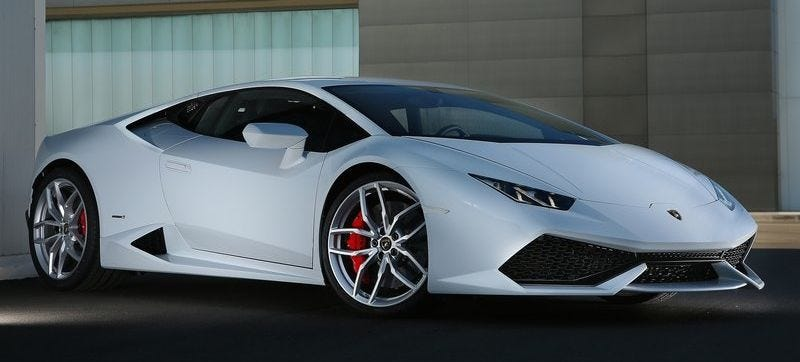 the lamborghini huracan is the real first use of audi 39 s virtual cockpit. Black Bedroom Furniture Sets. Home Design Ideas