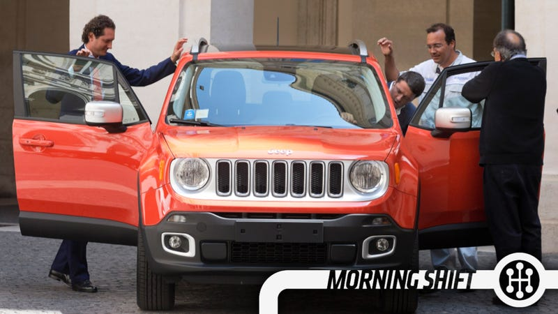 Illustration for article titled The Jeep Renegade Is Going To Make Fiat Chrysler So Stupid Rich