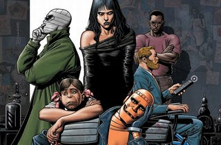 Illustration for article titled The World's Strangest Heroes: Doom Patrol