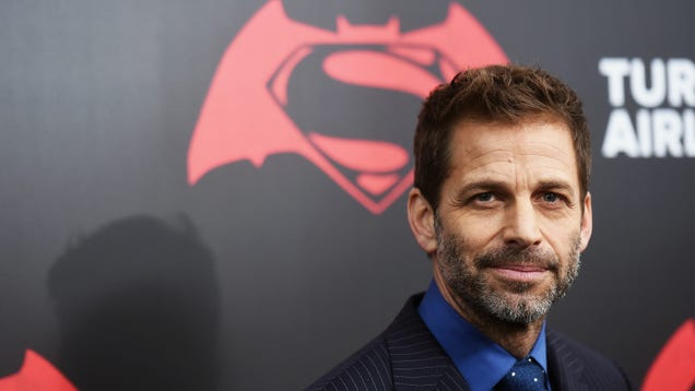 Zack Snyder s Next Movie Will Be an  Epic and Crazy  Zombie Heist for Netflix [UPDATED]