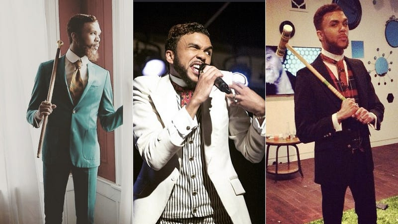 Illustration for article titled Observation: Jidenna Dresses Like a Plantation Owner
