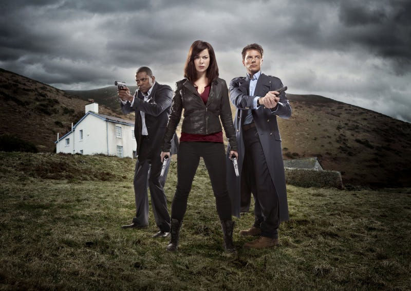 Illustration for article titled Torchwood: Miracle Day Pictures