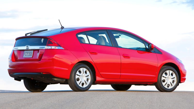 Illustration for article titled The Honda Insight Might Be Dead
