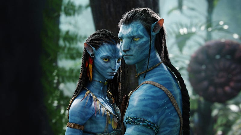 Illustration for article titled Avatar will stream exclusively on Disney+