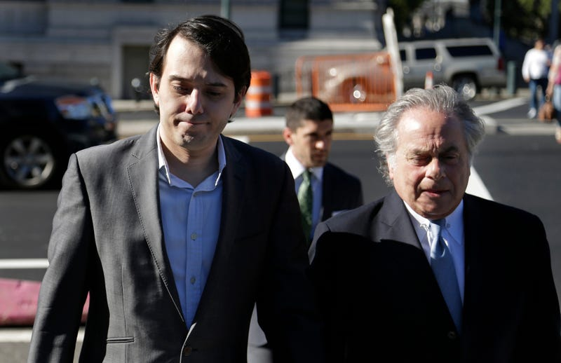 USA fraud trial underway for pharma bad boy Shkreli