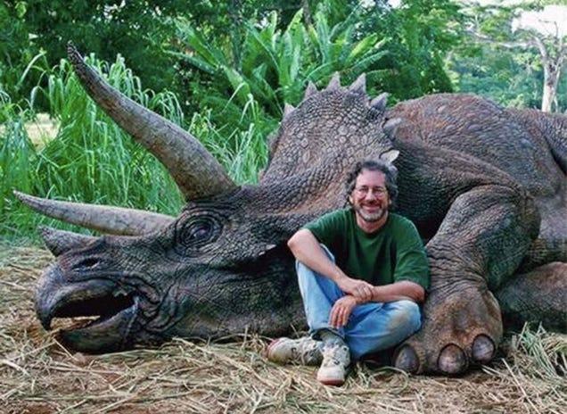Steven Spielberg Exposed as Inhumane, Dinosaur-Hunting Prick