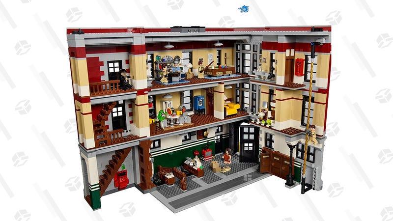 LEGO Ghostbusters Firehouse Headquarters Set | $290 | Walmart and Amazon
