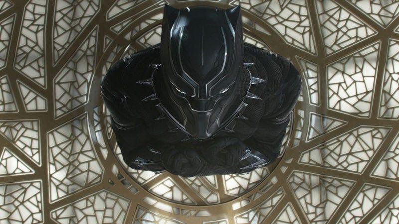 Illustration for article titled Las primeras reacciones a Black Panther no dejan lugar a dudas: Marvel tiene un nuevo rey