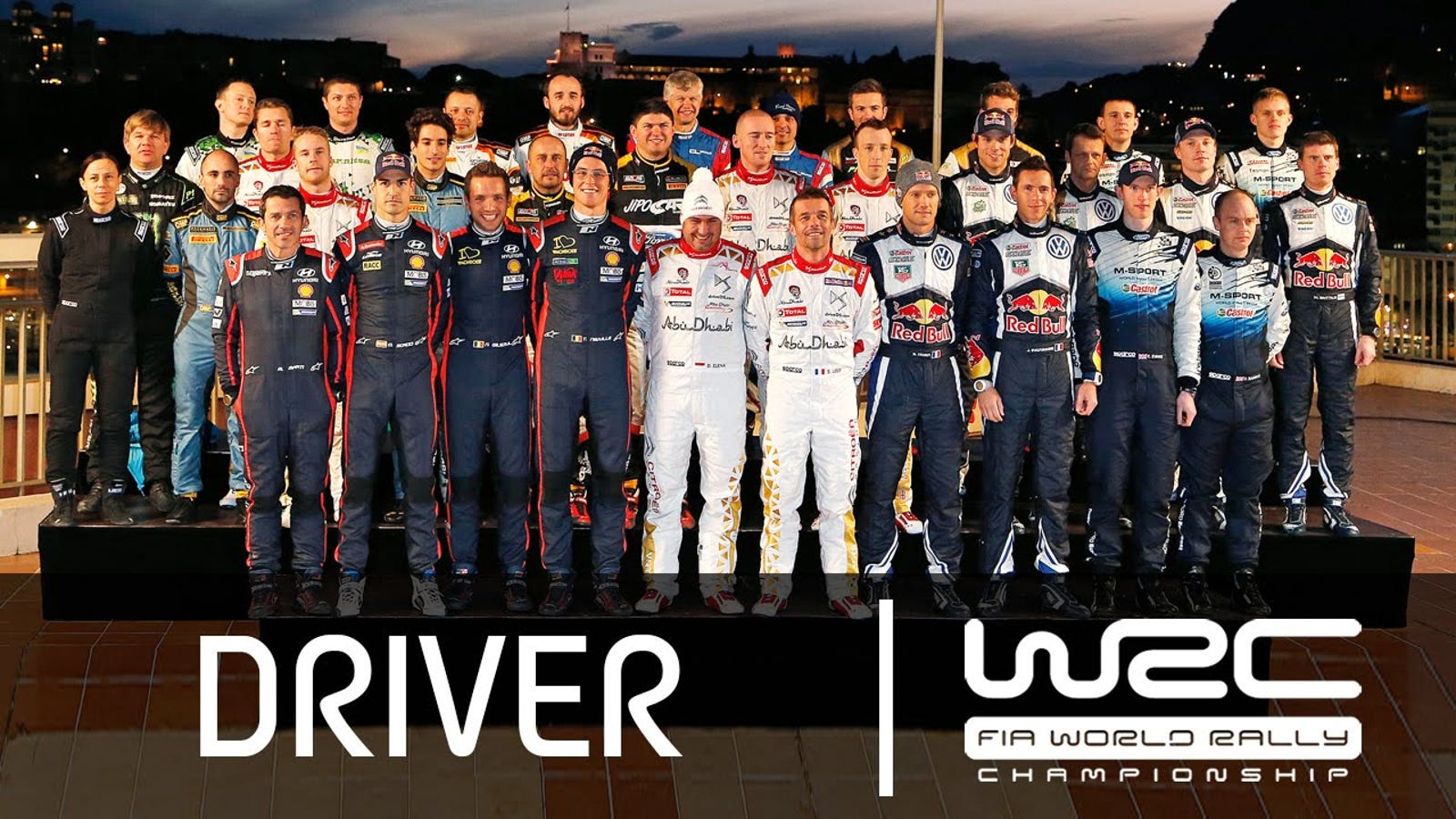 List: The Age Of Current WRC-Drivers Compared To The Age Of WRC ...