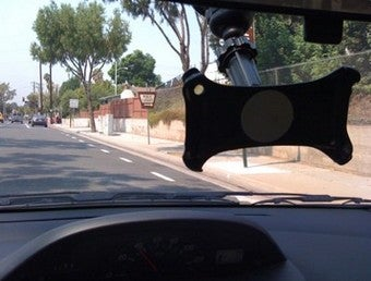 Illustration for article titled Turn Your Camera Phone into a Police-Style Dash Cam