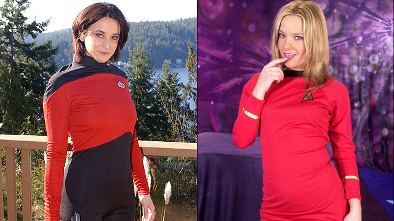 To Boldly Go There A History Of Star Trek Porn, With -3515