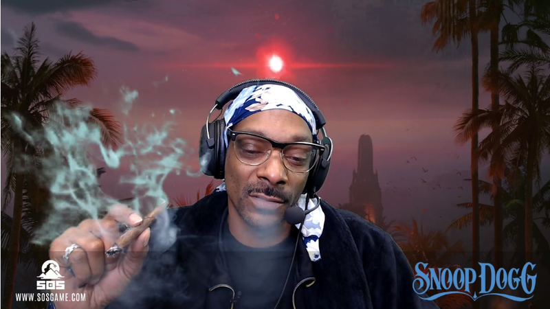 Illustration for article titled Twitch Reacts To Snoop Dogg Apparently Pretending To Play A Game