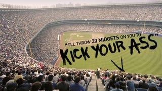 When Yankee Stadium's Bleacher Creatures Were Wild