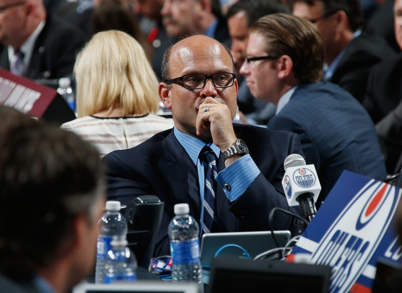 Illustration for article titled The Oilers Finally Fired Peter Chiarelli, Who Did So Little With So Much