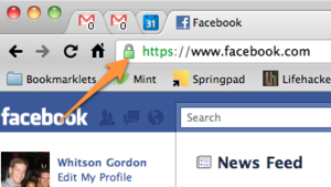 Illustration for article titled Facebook Increases Security by Allowing HTTPS Usage Everywhere