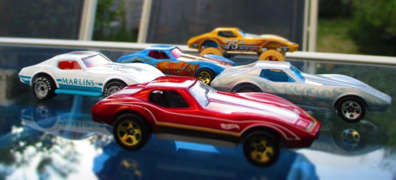 Illustration for article titled Corvette Summer (Evening)
