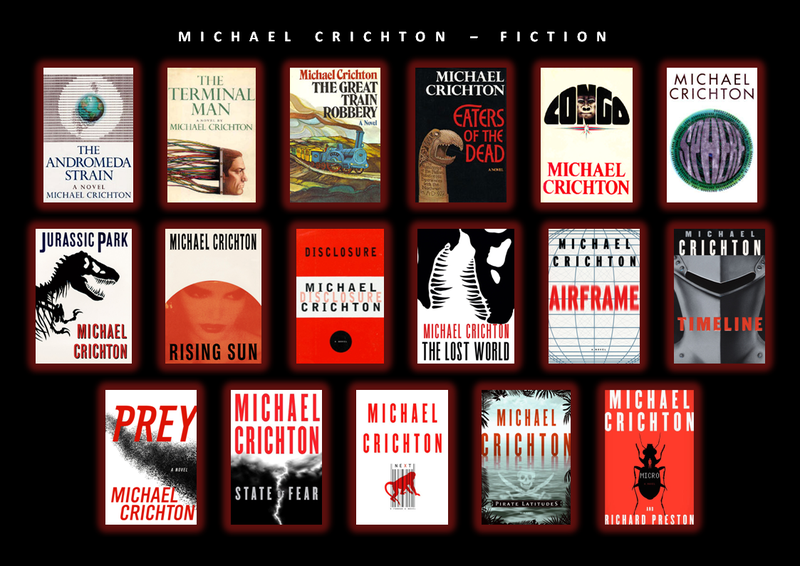 the life and novels of michael crichton Timeline: a novel: amazonca: michael about the author michael crichton it is only fair to mention that the true to life details present in crichton's.