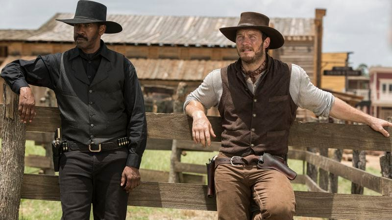 The Magnificent Seven (Photo: Columbia Pictures)