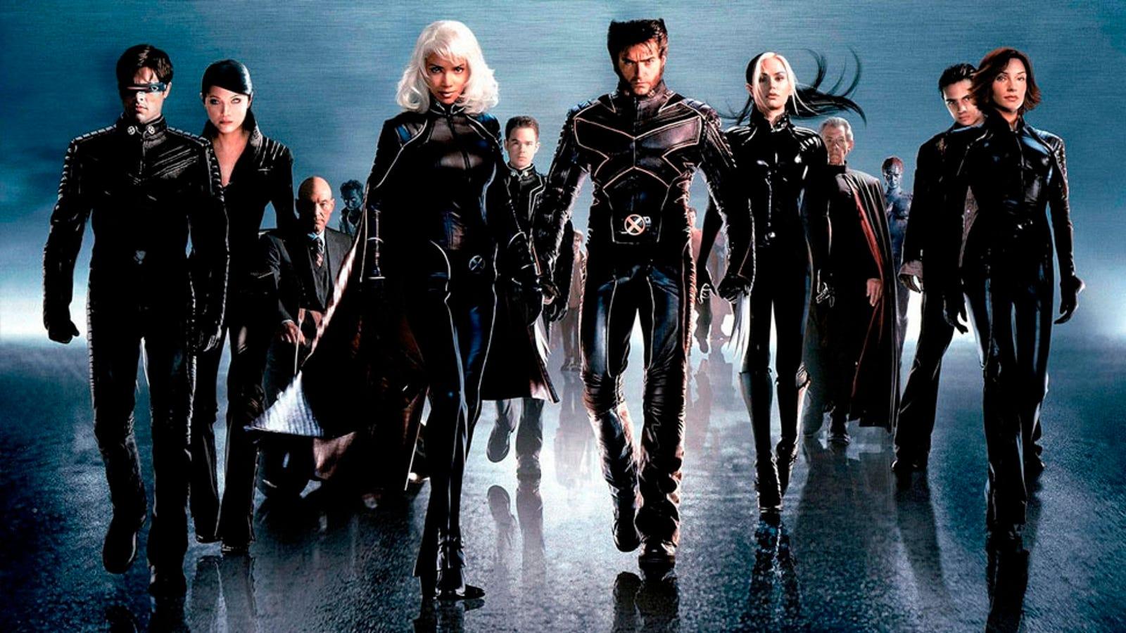 Todos los errores de X-Men