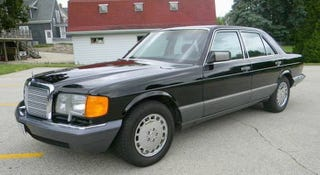 Illustration for article titled This 1991 Mercedes 350SD Asks $44,000, Is Originally From Texas.