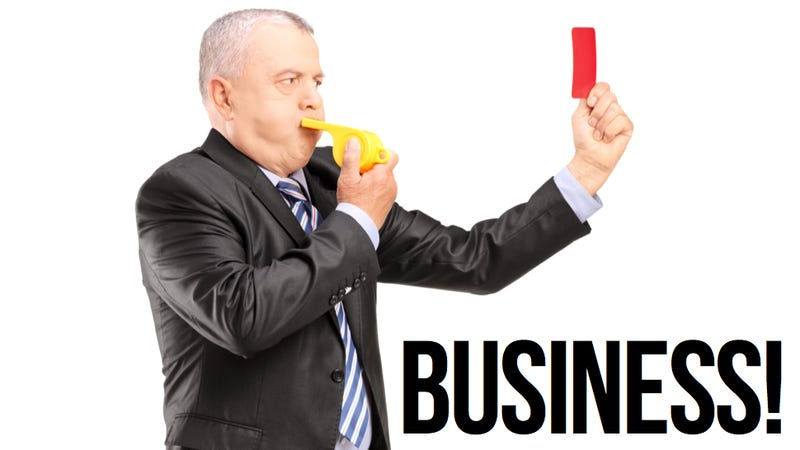 Illustration for article titled This Week in the Business: 'I'm Not Allowed to Say Bad Things.'