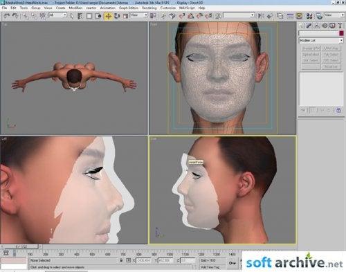 FaceGen Modeler 3 5 3 FaceGen
