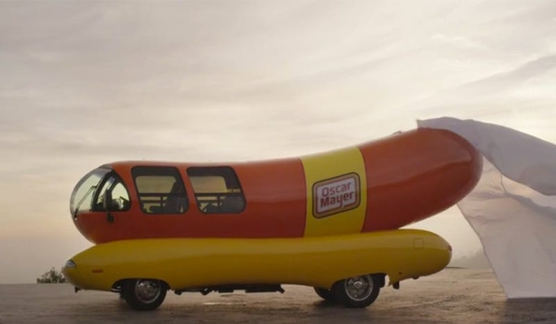 Illustration for article titled Oscar Mayer Wants You In The Wienermobile For No Money Down