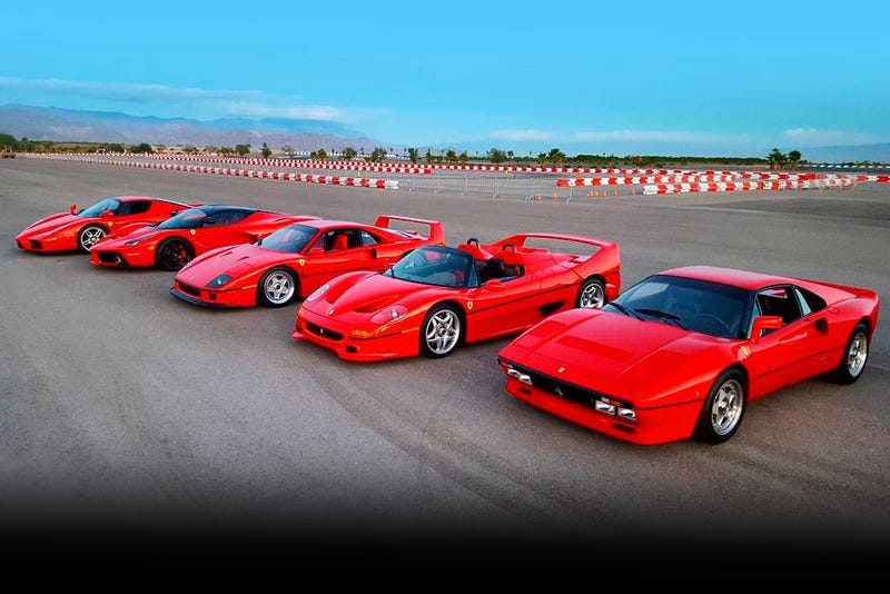 Illustration for article titled So looks like I'm the only one who isn't jaded with supercars ever still.