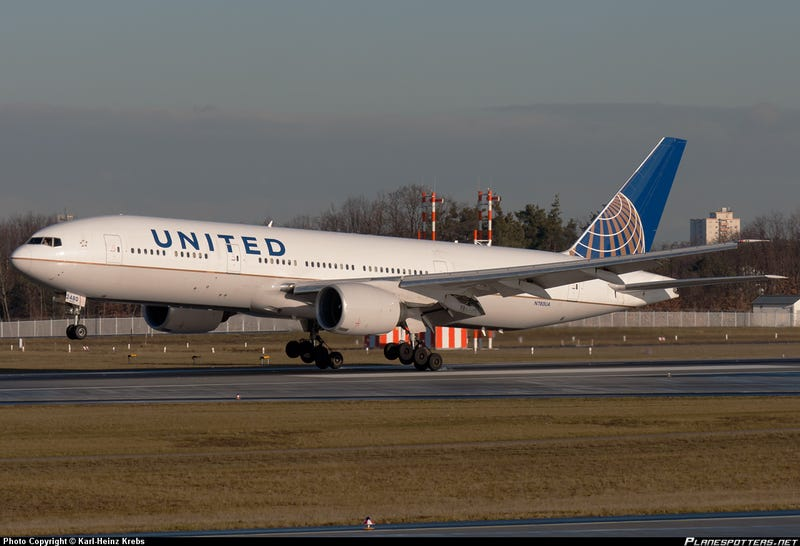 Illustration for article titled Anyone flown on a United 777-200 recently?