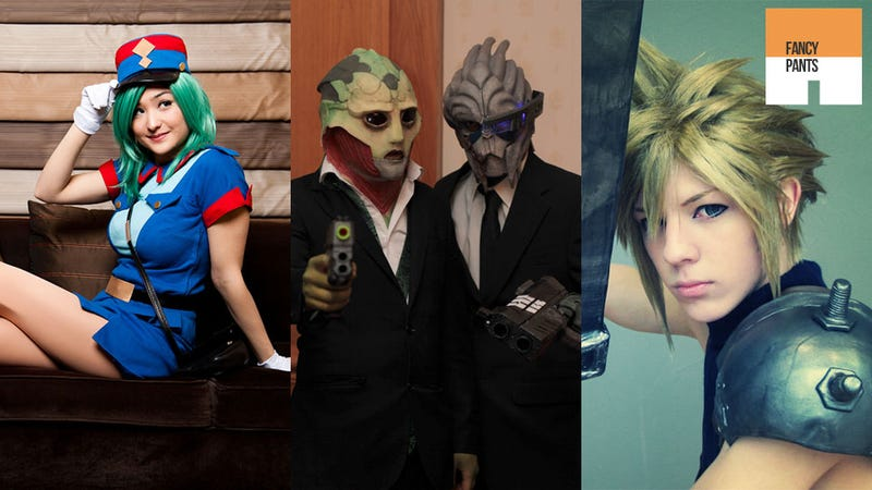 Illustration for article titled This Week's Cosplay: Mass Effect Steps Out in Style, Pokémon Dreams Come True
