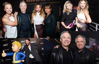 """Illustration for article titled """"Star-Studded"""" Launch Parties: Please Don't Let This Become a Trend"""