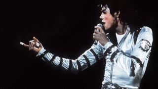 Michael Jackson AFP/Getty Images