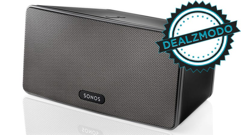 Illustration for article titled This Sonos All-In-One Wireless Speaker Is Your Deal of the Day
